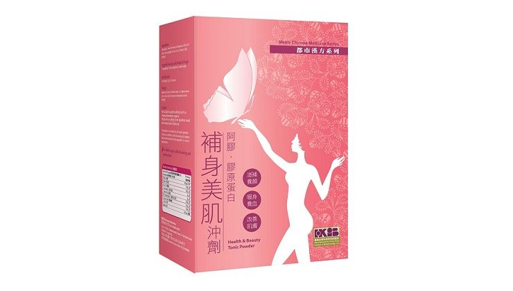 Picture of Metro Chinese Medicine Health & Beauty Tonic Powder