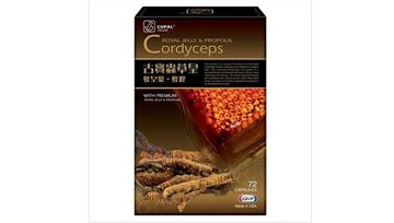 Picture of Cupal Cordyceps