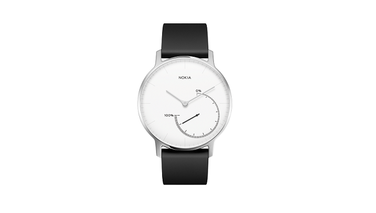 圖片 Nokia 活動及睡眠監測手錶 - 白色