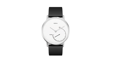 Picture of Nokia Activity & Sleep Watch Steel - White