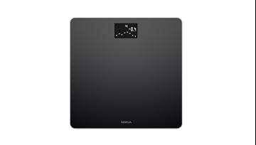 圖片 Nokia 體重及BMI指數Wi-Fi磅 - 黑色