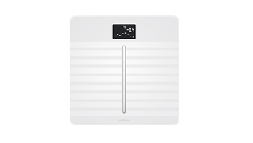 Picture of Nokia - Heart Health & Composition WiFi Body Cardio - White
