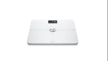 圖片 Nokia 身體成份Wi-Fi磅 - 白色