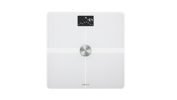 Picture of Nokia Body Composition Wi-Fi Scale Body plus - White