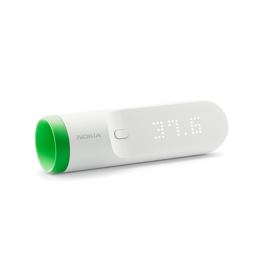 Nokia 智能探熱針
