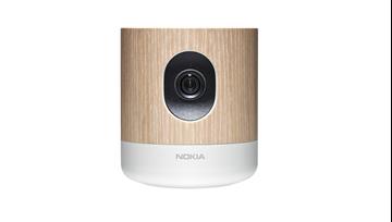 圖片 Nokia 家居監控攝錄機及空氣監測器
