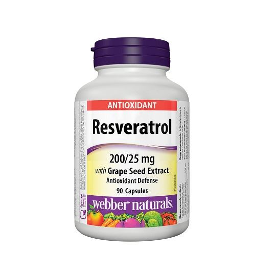 維柏健 白藜蘆醇抗氧專方