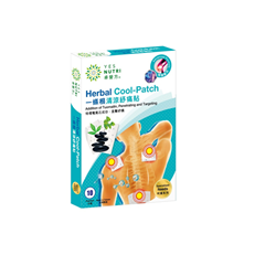 YesNutri Herbal Cool-Patch