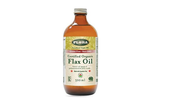 Picture of Flora Flax Oil 500ml