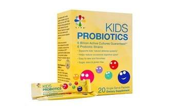 图片 LIFE Nutrition 儿童益生菌冲剂 (20包)