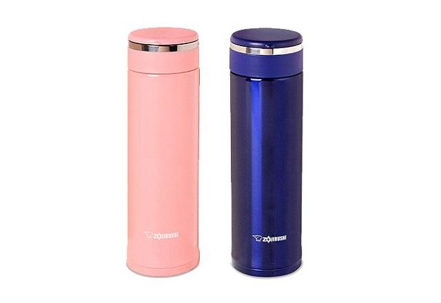 象印0.48L不銹钢真空杯套装 (粉红及深蓝) (建议零售价 : $398)