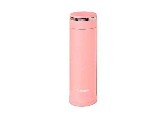 ZOJIRUSHI 0.48L VACUUM MUG-SS (Pink) (Retail price: $198)