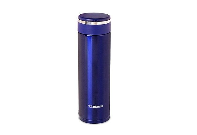 象印0.48L不銹鋼真空杯 (深藍)(建議零售價:$198)