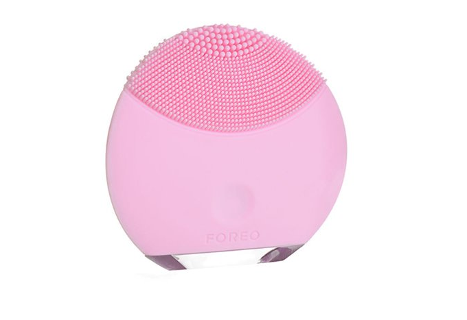Foreo Luna Mini Facial Cleansing Device - Petal Pink (Suggested Retail Price $1,230)