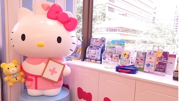 圖片 Hello Kitty Fluarix Tetra 四價流感疫苗