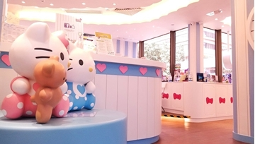 Picture of Hello Kitty Fluarix Tetra Influenza Vaccine