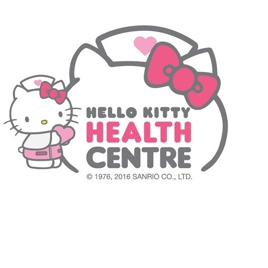 Logo: Hello Kitty Health Centre