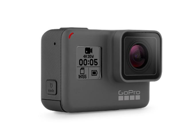 GoPro Hero 5 Black 4K Action Camera (Suggested Retail Price: $2500)