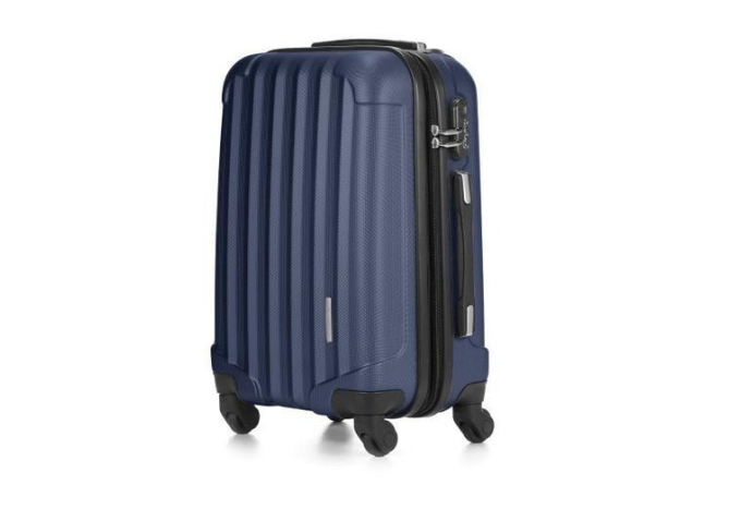 "Le Maurice Transform 28"" Suitcase (Mirage Blue)"