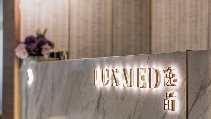 Center Images: LuxMed 逸苗医疗会所