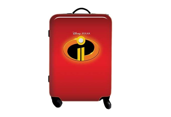 "Disney Incredibles 20"" Limited Edition Suitcase (with Tsum Tsum Mr. Juicy x 2 pcs) (Suggested Retail Price:$750)"