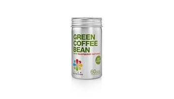 Picture of LIFE Nutrition Green Coffee Bean with Raspberry Ketones (60pcs)