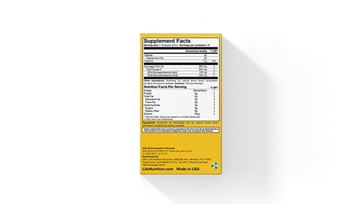 图片 LIFE Nutrition 婴儿强效DHA滴剂 (60毫升)