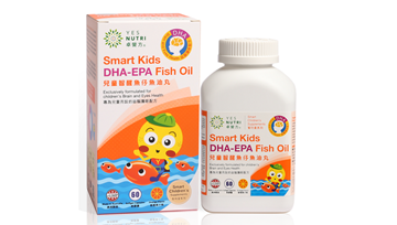 Picture of YesNutri Smart Kids DHA-EPA Fish Oil