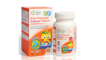 Picture of Yesnutri Kids Chewable Calcium Tablet