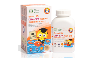 Picture of Yesnutri Smart IQ DHA-EPA Fish Oil