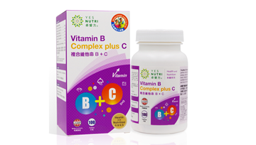 Picture of YesNutri  Vitamin B Complex plus C Tablets