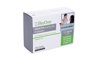 图片 BioOne HEALTH EarlyLife 妇幼敏乐益生菌 (1盒装 - 30包)