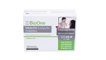 圖片 BioOne HEALTH EarlyLife 婦幼敏樂益生菌 (1盒裝 - 30包)