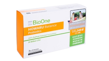 图片 BioOne HOWARU® Balance 调整体质益生菌 (30包)
