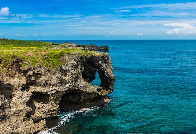 Round Trip Flight Ticket to Okinawa (2 persons)