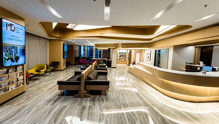 Center Images: 香港國際醫療中心