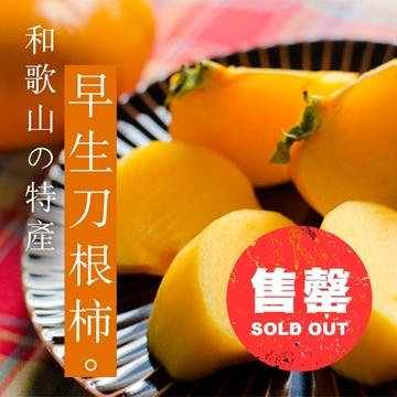 圖片 Aplex 和歌山早生刀根柿