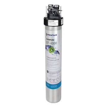 圖片 Pentair Everpure EF-6000 枱下式 全屋過濾系統