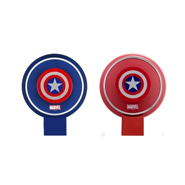 Picture of AirTec x Marvel AL Sensor Air Purifier Captain America Ver. (Capture up the ultra-fine particles and allergen, Suitable for 100sqft)