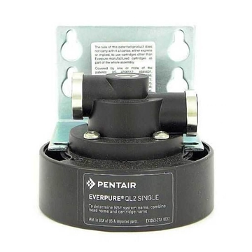Picture of Pentair Everpure H-104 Under Sink Filter System