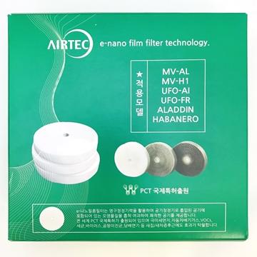 圖片 AirTec E-Nano 靜電式納米中型濾芯