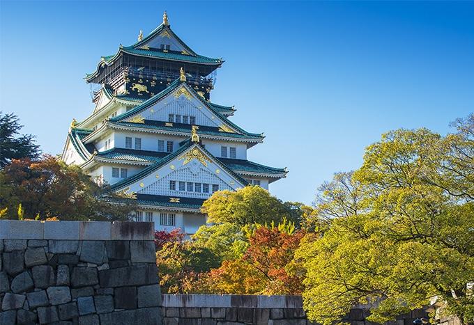 Round Trip Flight Ticket to Osaka (2 persons)