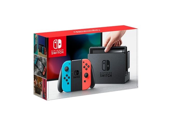 任天堂 Switch 主机 (建议零售价 $2,340)