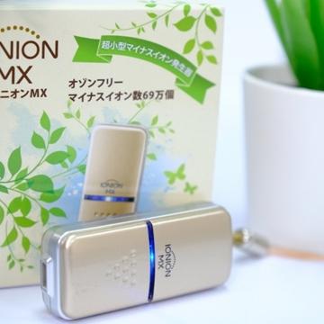 图片 IONION MX 便携负离子清新机 日本制造