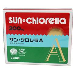 Tisco Sun Chlorella A (300 tablets) (3 Boxes)