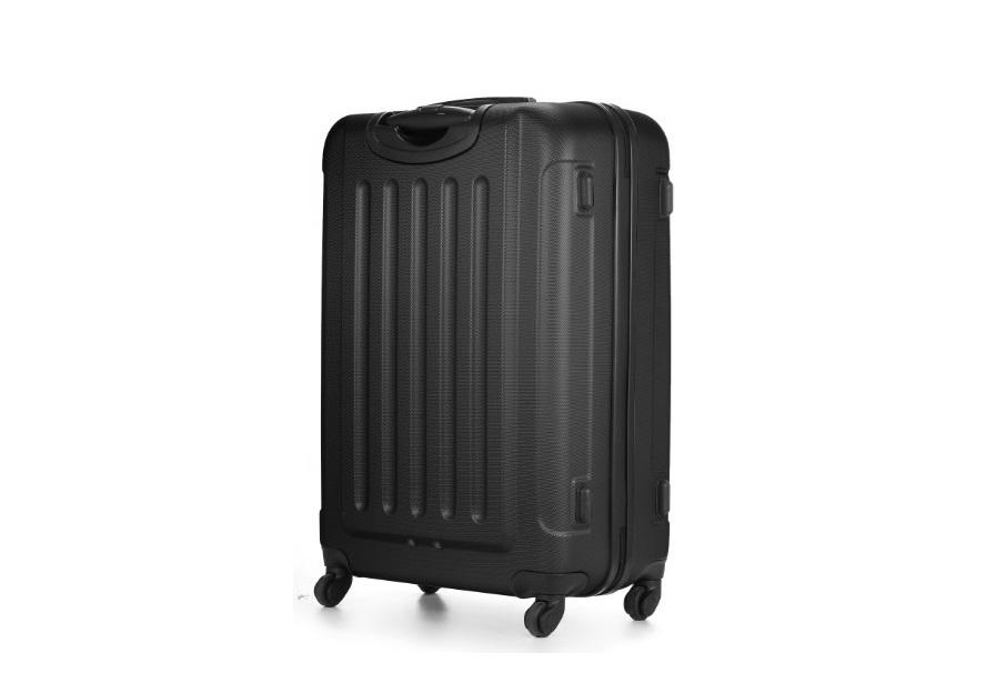 "Le Maurice Classic 28"" Suitcase(Black)"