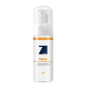 Picture of ZOONO Gremfree 24 Hand Sanitize Spray 50ml