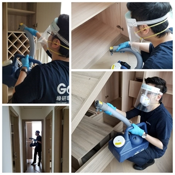 Picture of Living Room Medical Grade Sterilization, disinfection and deodorization services