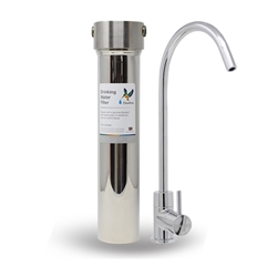 Doulton HIS-PF + UCC 9501 Undercounter Water Filter