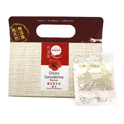 Zen Moon Herbal Tea Glossy Ganoderma Flavor